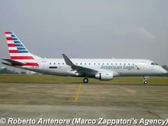 Embraer E-175 (E-170-200/LR) (Marco Zappatori's Agency) Tags: americaneagle embraer presh e175 marcozappatorisagency robertoantenore
