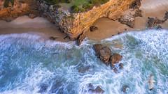 Lets Fly (Jay Daley) Tags: longexposure sunrise sydney aerial centralcoast drone cavesbeach djiinspire1pro