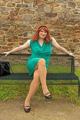 DIT7ak (Tinaturtle27) Tags: transvestite pantyhose crossdresser
