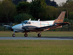 G-JOTA Beech B90 King Air (Irish251) Tags: ireland dublin airport king aviation air 90 dub beech jota eidw gjota