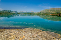 Nature Reflection (haddadzakaria) Tags: lake green water landscape algeria spring day reflect jijel erraguene