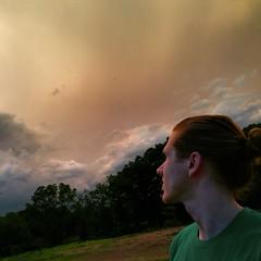 (r a g g e d y a l i) Tags: summer sunlight nature clouds warmth