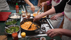 Kallayanee's Kitchen: The Best Thai food you can learn to make  on Vancouver Island (Ry Glover) Tags: canada country location vancouverisland cookingclass kaki 16x9 northsaanich thaicuisine phatthai thaifoodpreparation 160525 kallayaneeskitchen mctavishheights authenticthaicookingclasses allmenuitemsnames 1455mctavishroad thaiclassicfavourites preparationofthaifood thaistandardcookingclasses authenticthaistandardlesson1 authenticthaistandardlessonone
