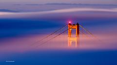 Happy birthday! (davidyuweb) Tags: birthday bridge happy golden gate sfist
