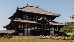 Todai-ji (TheSpaceWalker) Tags: japan photography photo nikon pic 1750 nara tamron d300 thespacewalker