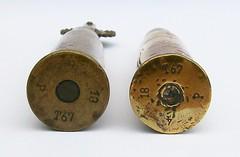 Tankgewehr headstamps (fumsup) Tags: world art germany one grande model war wwi great rifle first case trench german ww1 guerre 1918 cartridge antitank wk1 19141918 m1918 tankgewehr