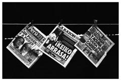 2 0 1 6 - PARKA (Jamilette M. Prado Figueroa) Tags: street urban lima per fotografia ppk keiko mierda elecciones guzmn acua presidentes trome monocromatico per21 bordeparafotos