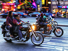 Tough Bikers (drpeterrath) Tags: canon eos eos5dsr 5dsr dof hollywood losangeles kacp la motorbike nightstreetphtography outdoor people street streetphotography westhollywood
