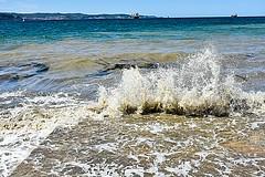 MIC_3386 (Miha Crnic Photography) Tags: waves valovi ankaran valdoltra obala morje sea istra slovenia