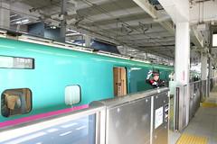 DSCF1467 (chinnian) Tags: japan aomori hachinohe  fujifilm  shinkansen x70 e5  tohokushinkansen   fujifilmx70 hokkaidoshinkansen