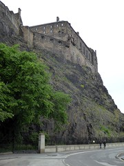 Edinburgh Castle (stillunusual) Tags: travel urban building castle history architecture landscape scotland edinburgh cityscape edinburghcastle urbanlandscape castlerock urbanscenery 2016 travelphotography historicalplaces travelphoto travelphotograph