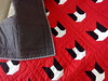Red-dog-quilt_000010 (irina_vykhrestiuk) Tags: modern quilt handmade homemade twin kid child patchwork bedding bed quilting memory throw