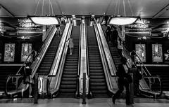 Gare de Lyon (Nikan Likan) Tags: street white paris classic vintage lens photography japanese prime asahi pentax takumar 5 super balck m42 1970 24mm manual f56 blades | f35 2016 vers43961