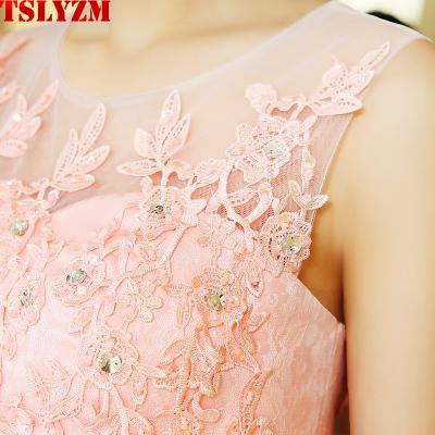 Tslyzm bridesmaid dress 2016 new toast clothing brides
