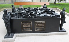 War Memorial (jmaxtours) Tags: toronto wwii worldwarii warmemorial torontoontario canadianwarmemorial italiancampaign italiancampaignofwwii