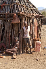 IMG_4411 (Stephan Alberola) Tags: africa tribe namibia himba epupafalls