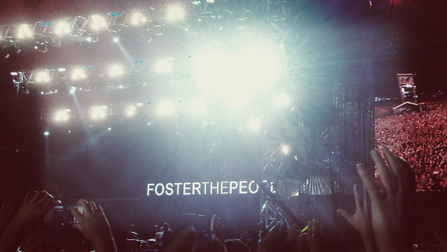 Foster The People - LOLLAPALOOZA 2012
