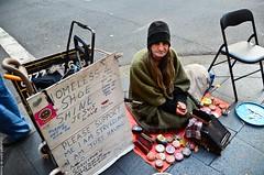 Brian (John_de_Souza) Tags: brian homeless sydney homelessshoeshineservice johndesouza nikond7000 afsnikkor18200dxvr poor struggling compassion desperate sad helpless positive proactive resourceful