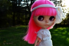 In the pink Queendom...............♥