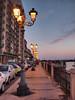Certi tramonti 6 (NIKOZAR (Nicola Zaratta)) Tags: sunset italy panorama italia tramonto olympus tramonti lungomare puglia hdr lampioni taranto jonio sunsetsea marpiccolo tramontosulmare olympuse520 nikozar