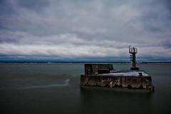Abandoned - Hara Baas (Benn...) Tags: port estonia navy submarine soviet base sovietnavy harabaas demagnetising derperming