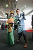Avatar cosplayers