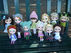 A Dolly Day in the Park!
