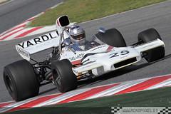 [25] Scott Walker (McLaren M19A) (DFGfotografia) Tags: barcelona cars car coche motor catalunya circuit campeonato coches montjuich montmelo vehiculos circuito espíritu circuitdecatalunya clasicos scottwalker gpmasters circuitcatalunya mckopy mclarenm19a mckopyxel wwwmckopyxeles