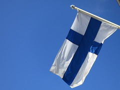 Flag of Finland by Matti Mattila, on Flickr