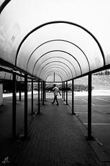 Tunnel (Francesco Agresti  www.francescoagresti.com) Tags: street blackandwhite bw blackwhite university sony streetphotography streetlife frankie salerno fisciano sonynex francescoagresti s8un3no frankies8un3no francescoagresticom