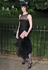 Erin O'Connor The Serpentine Gallery Summer Party held in Hyde Park - Arrivals. London, England