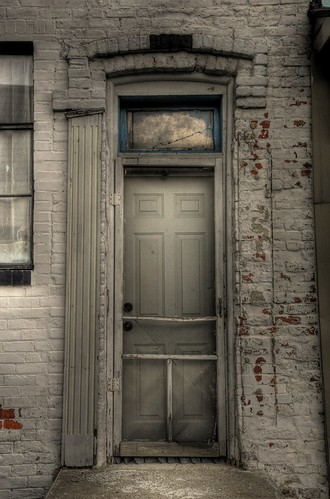 Doorway, Holly, Michigan
