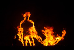 Burning Man (palimpsest*) Tags: 2012 storytelling btb iso80 stdonats beyondtheborder focallength225mm 1160secatf49 canonpowershots90 6225mm