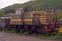 NMBS 9213 Angleur (Davy Beumer) Tags: nmbs l43 hlr92