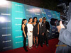 The Escovedo Family on the red carpet