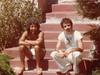 Carlos Santa with Pete