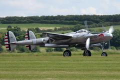 2012-06-30-030FD N25Y (BringBackEGDG) Tags: duxford lightning lockheed redbull flyinglegends p38l
