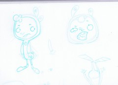 HK Rabbit concepts (dillardma) Tags: rabbit sketch drawing character cartoon conceptdrawing harbourkids