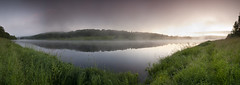 04:57 (Aleksandr Matveev) Tags: morning panorama fog morninglight hyperfocal