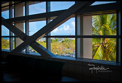 Guam International Airport (photo_ambient) Tags: vacation canon airport tour 28135mm guam canon50d