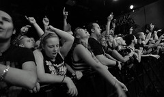 Evil Conduct (Brian Krijgsman) Tags: blackandwhite bw music holland film dutch amsterdam photography concert nikon punk fotografie live gig grain band evil gigs melkweg 2012 skinhead rancid skinheads conduct supportact themax iso12800 d3s evilconduct briankrijgsman nikond3s