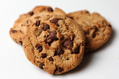 222-366 (DiegoSalcido) Tags: cookies postre chocolate chips galletas galleta