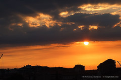 Risveglio della citt (Ferruccio Zanone) Tags: city sun sol del dawn la alba ciudad visit amanecer sole piedmont citt despierta risveglio waking
