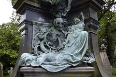 Sam Wilson memorial, Lawnswood Cemetery (rik trikster) Tags: cemetery memorial yorkshire leeds pentaxk100d lawnswoodcemetery