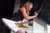 Halestorm @ Carnival Of Madness Tour, Verizon Wireless Amphitheatre, Charlotte, NC - 08-08-12
