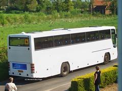 Ambassador Travel 151 240FRH (Joe LW,) Tags: travel volvo premiere ambassador nbp 151 plaxton b10m norwichbuspage route731 240frh