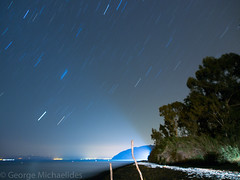 All at one point (SurfaceSpotting) Tags: longexposure night stars landscape cyprus olympus 12mm omd startrails italocalvino pyrgos noctural 1250mm em5 cosmicomics qfwfq morfou surfacespotting georgemichaelides