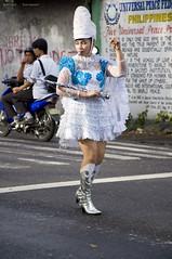 Bicol Student's Parade (Pugtastic!!) Tags: school festival walk parade bicol daraga legazpi albay sorsogon