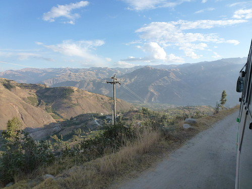 The valley of Yungay