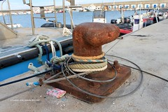Port de Carboneras (dinyth) Tags: port espagne pêche carboneras ammarage